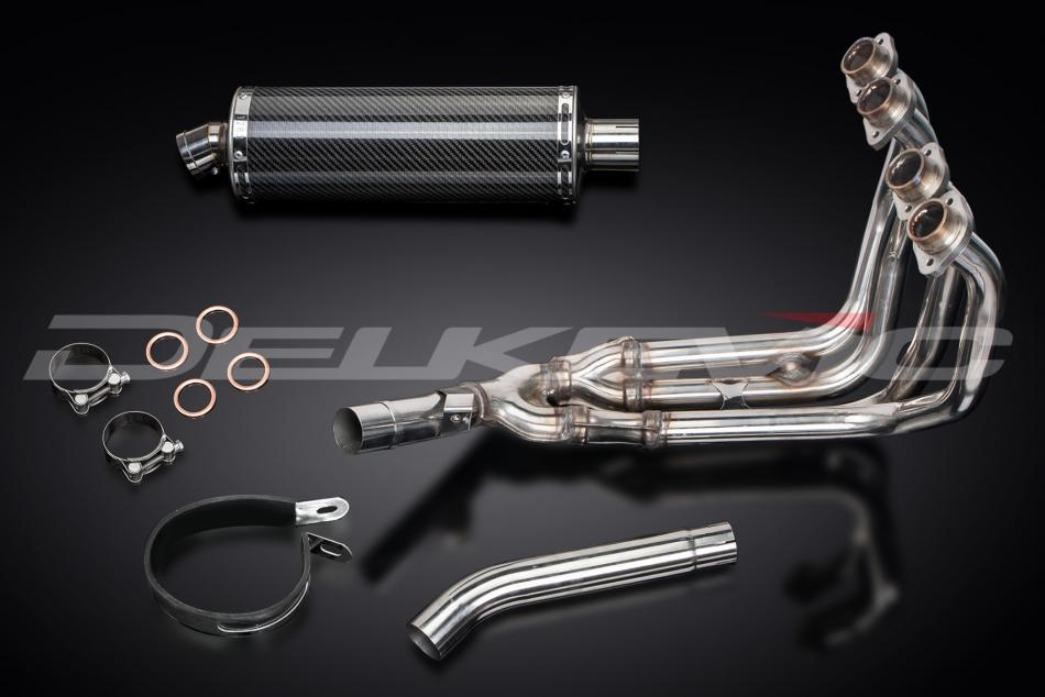 Delkevic Complete Exhaust System Yamaha FZR600R FOXEYE (1994-1996)