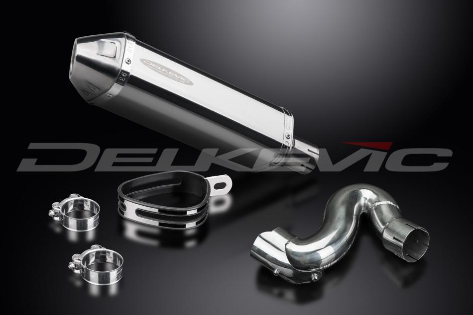Delkevic Silencer Aprilia RSV 4 R (2010-2011)
