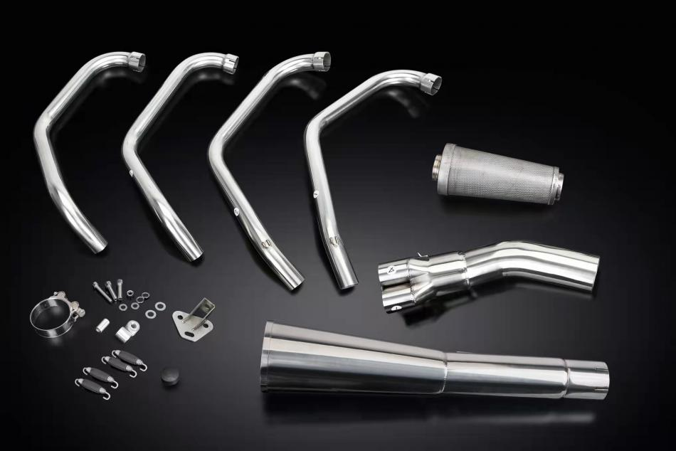 Delkevic Complete Exhaust System Honda CB750 (K) SOHC (1969-1976)