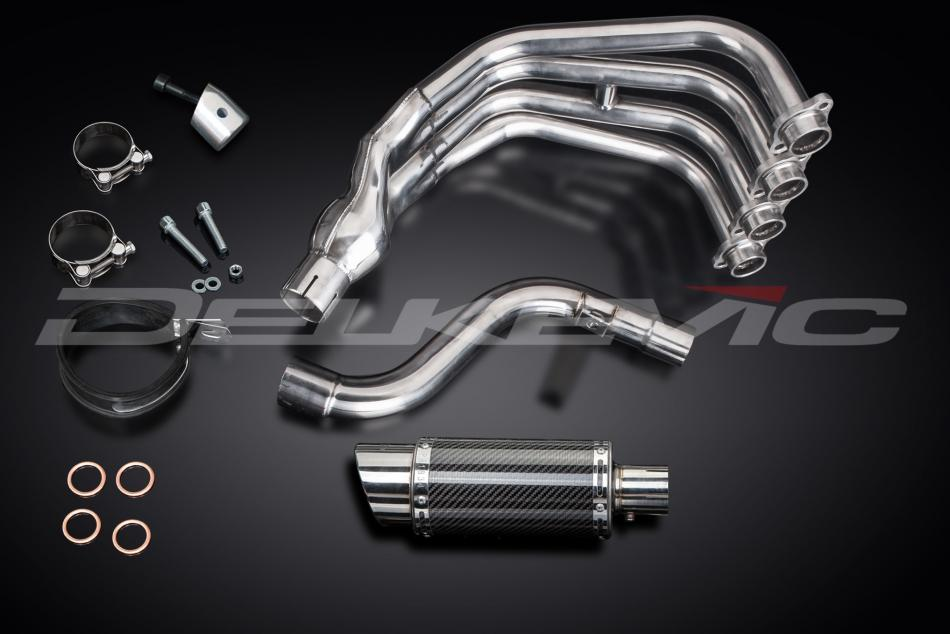 Delkevic Complete Exhaust System Yamaha XJ6 Diversion (2009-2016)